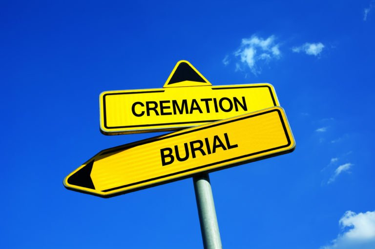 Cremation vs. Burial- How To Decide Which is Best